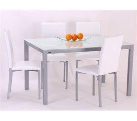 muebles de cocina mesas y sillas