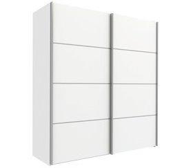 Armario 2 puertas correderas HERA Blanco