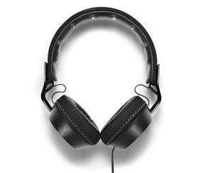 Auriculares COLOUD NO. 16 Negro