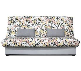 Funda para sofá cama FUNNY Naranja