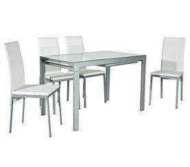 conjunto de mesa y sillas de salon baratas en zaragoza