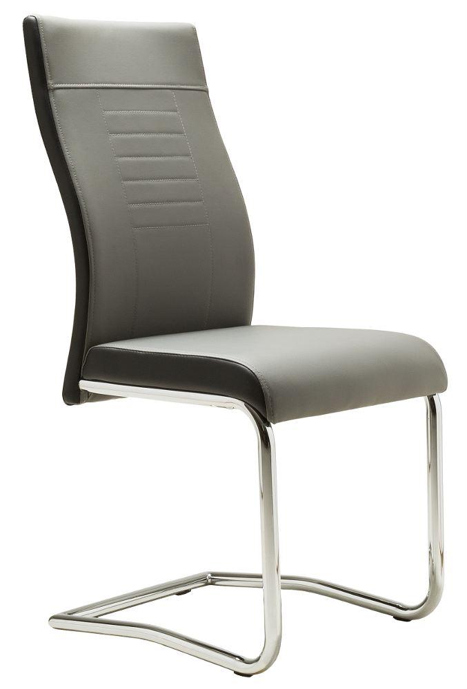 conforama silla comedor marrón