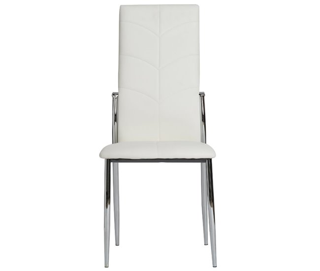 conforama silla comedor leather