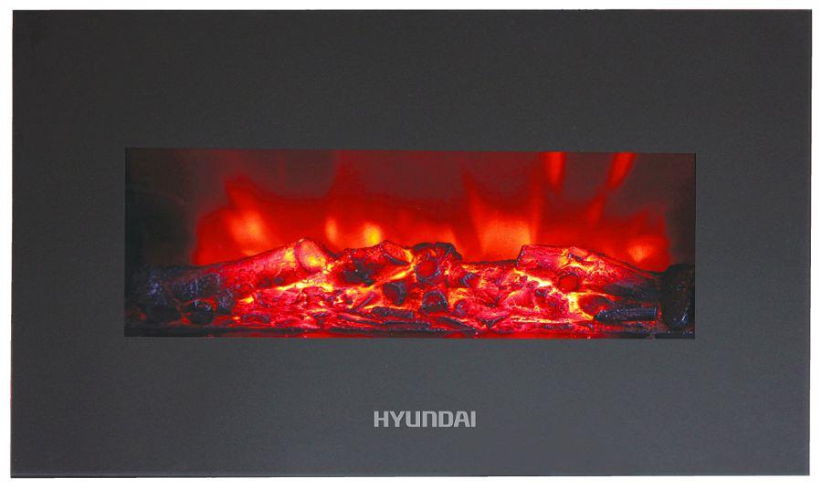 Chimenea Eléctrica HYUNDAI CFCS26A-001