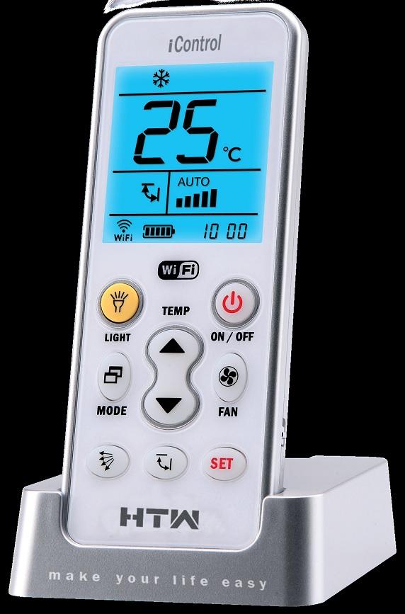 Control Universal WiFi Para Aire Acondicionado HTW ICONTROL