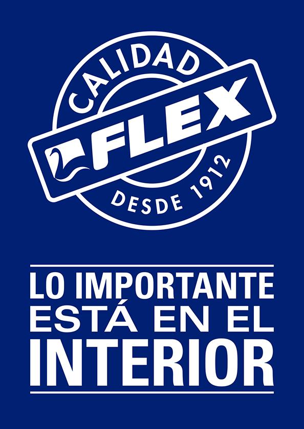 FLEX, LO IMPORTANTE ESTA EN EL INTERIOR