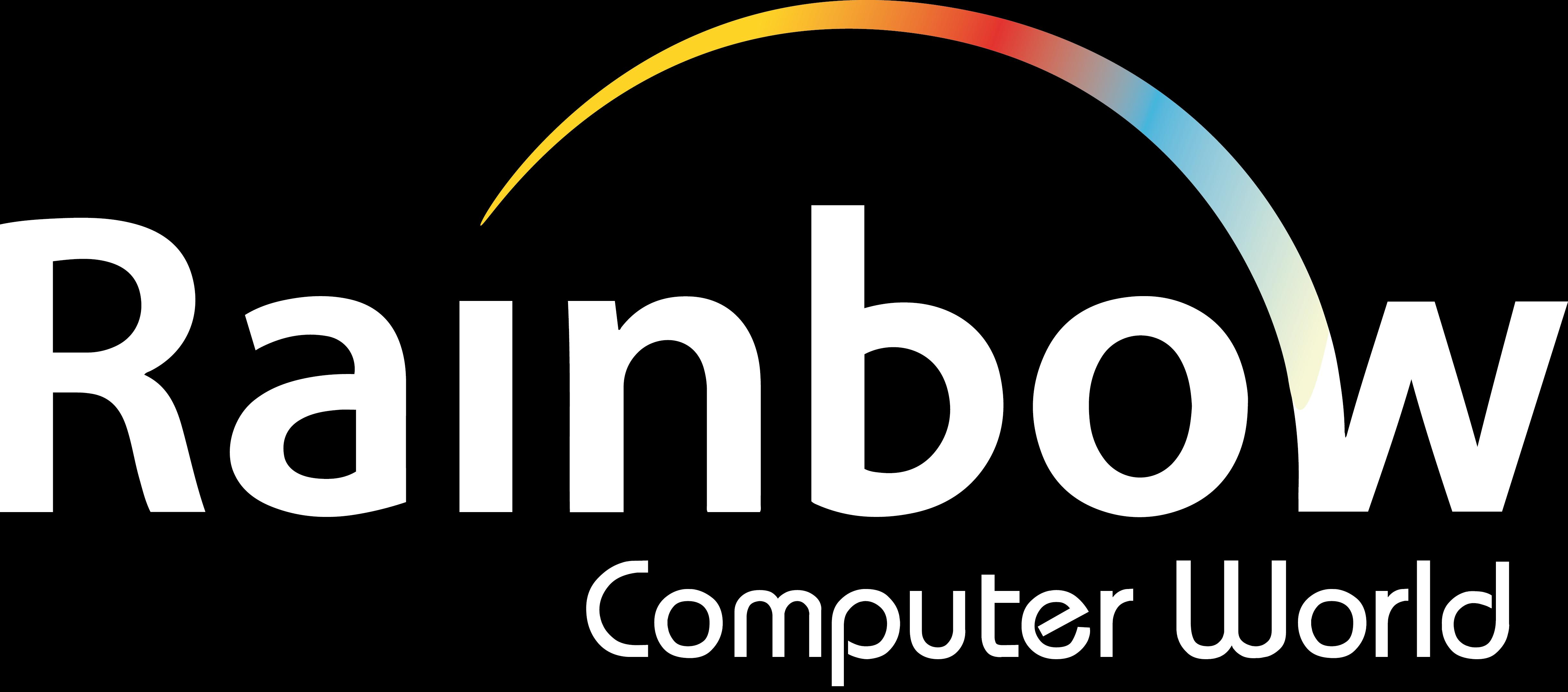 rainbow caomputer world