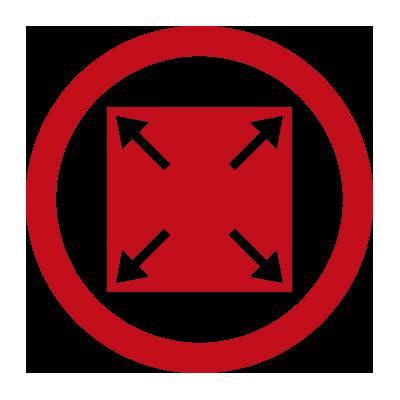 MÁXIMA CAPACIDAD INTERIOR